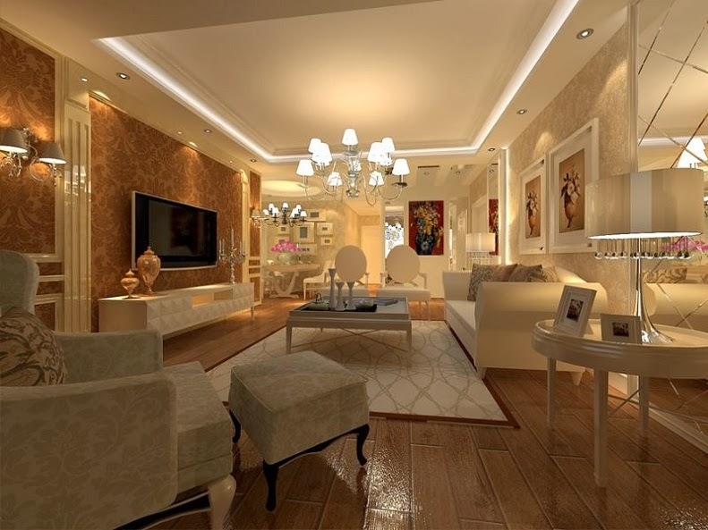 Jinsi ya ku locate tv screen sebuleni trends interior for Flat screen tv living room ideas