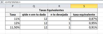 Exemplos de atividades que podem ser ensinadas com planilhas eletrônicas  (Excel, Calc, outras)