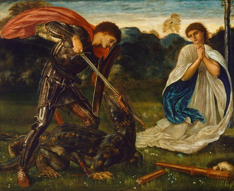 Sir Edward Burne-Jones 1833-1898 | British Pre-Raphaelite painter