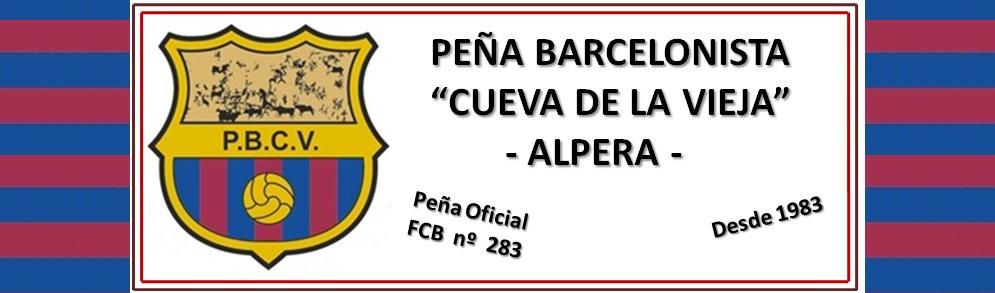 Peña Barcelonista Cueva de la Vieja de Alpera