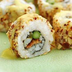 Gambar Aneka Sushi - Masakan Jepang