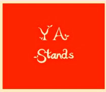 I'm part of the YA Stands team!