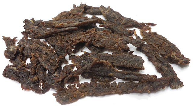 chili pepper jerky