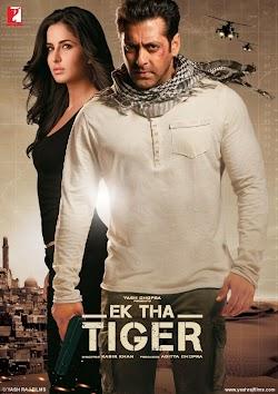 Điệp Viên Tiger - Ek Tha Tiger 2012 (2012) Poster