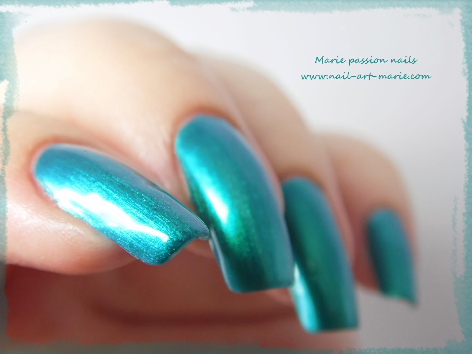 Rimmel Green With Envy7