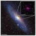 26 Lubang Hitam Baru Ditemukan Di Galaksi Andromeda