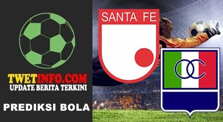 Prediksi Santa Fe vs Once Caldas