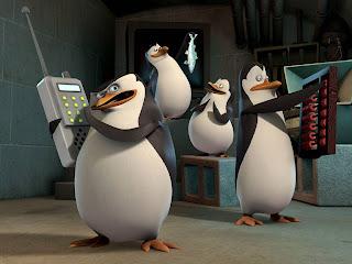 Penguins of Madagascar Wallpaper