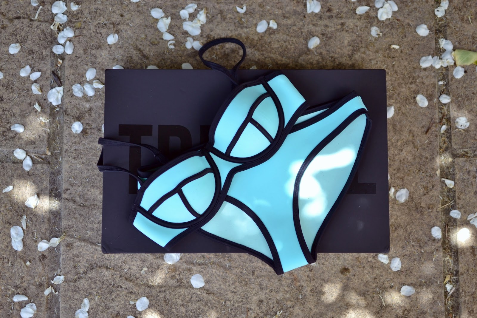 Triangl Milly Santa Rosa Splash bikini