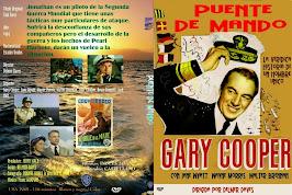 Puente de mando (1949) - Carátula