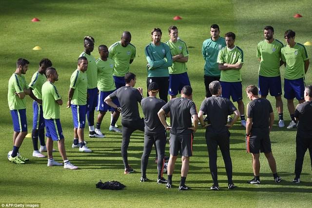 Barcelona - Juventus