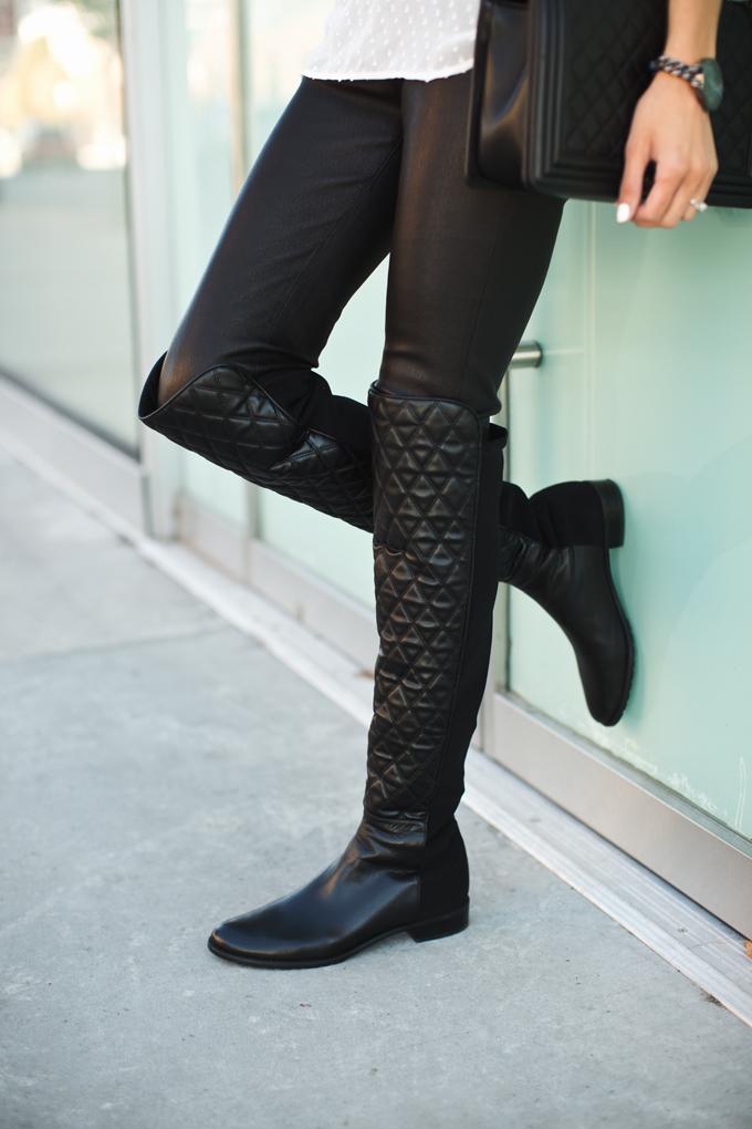 stuart weitzman Archives - FASHION And FASHION : stuart weitzman quilted boots - Adamdwight.com