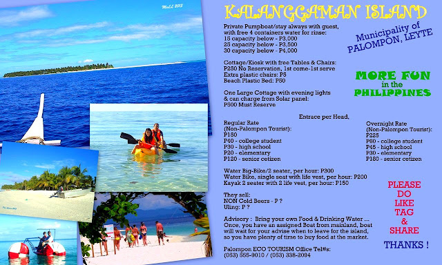 kalanggaman island summer
