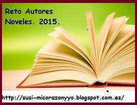 Reto autores noveles 2015