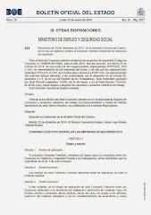 Convenio Colectivo Estatal 2017-2020