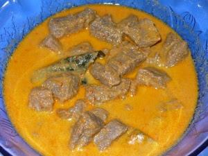 Resep Masakan Gulai Daging Rusa