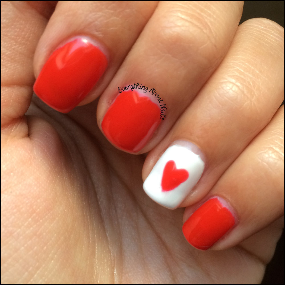 Everything About Nails: Red Nails