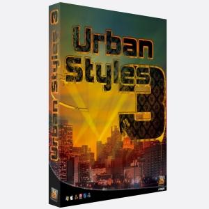 Rafik Loops - Urban Styles Vol 3 [MULTIFORMAT] screenshot