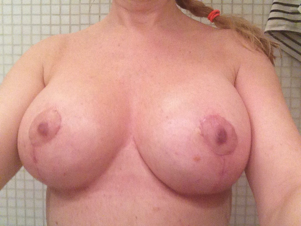 Is   My boob hurts