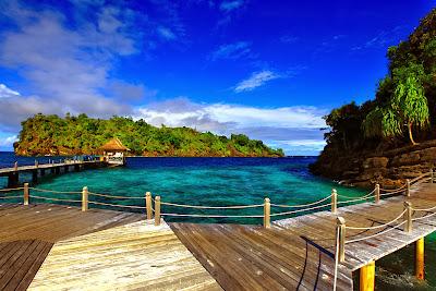 Tempat Wisata di Pulau Papua bagian Barat