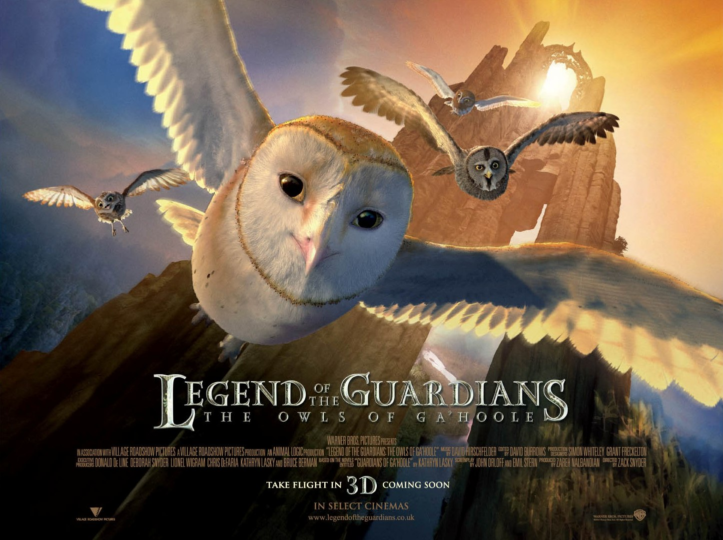the legend of guardians