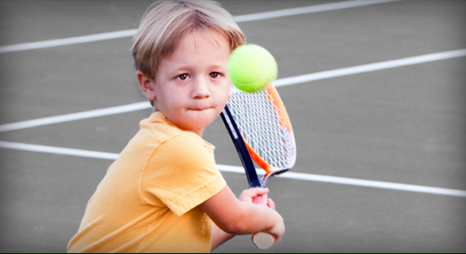 Half Day Tennis Camps Offered this Fall