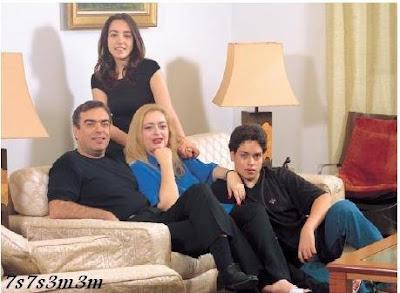 11 صور عائلات الفنانين ابناء و زوجات فنانين لم يظهروا فى الاعلام من قبل