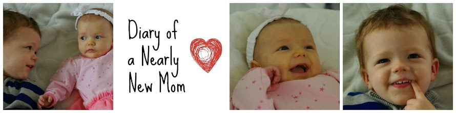 Diary of a Nearly New Mom