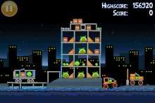 Angry Birds Golden Egg Walkthrough - Egg #16