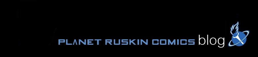 Planet Ruskin Comics