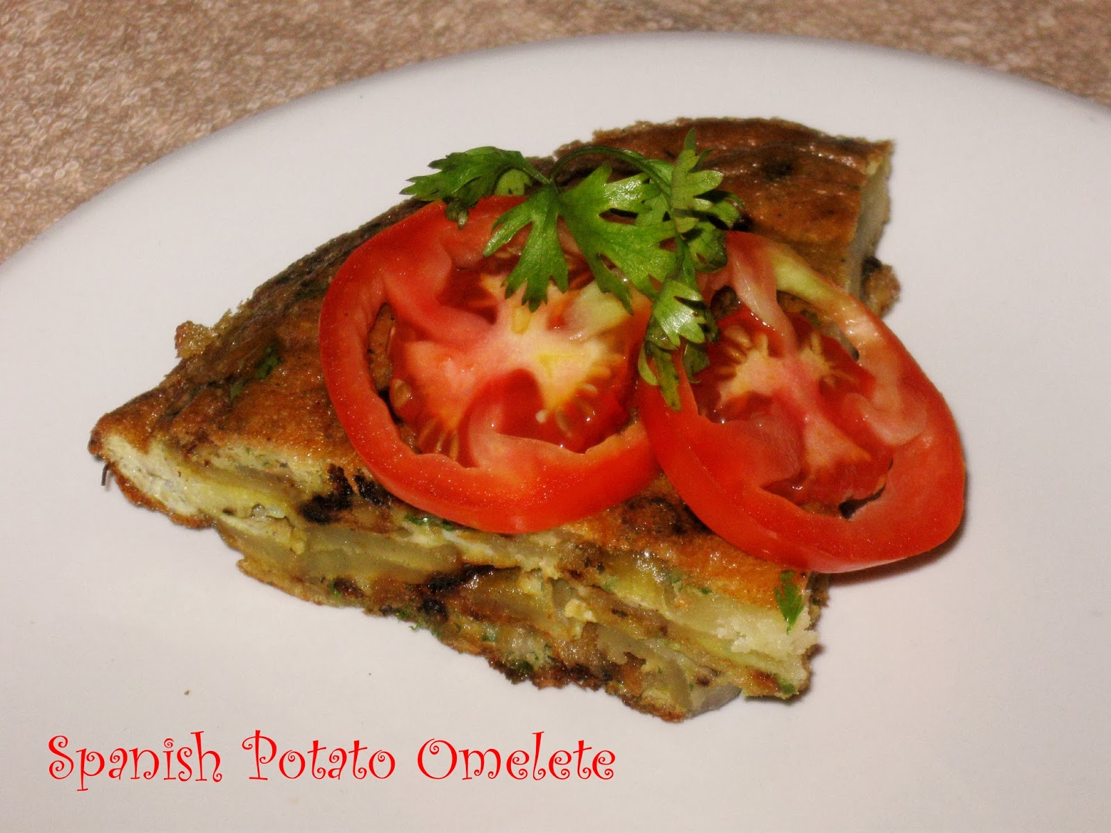spanish potato omelette spanish omelette is referred as tortilla ...