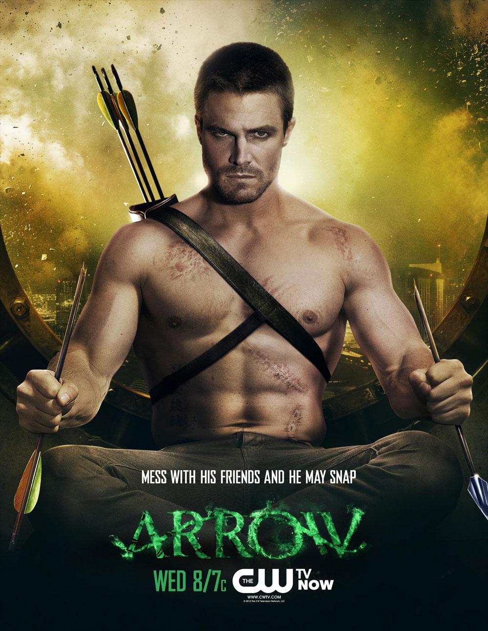 Hình ảnh Phim Mũi Tên Xanh 2 - Arrow Season 2
