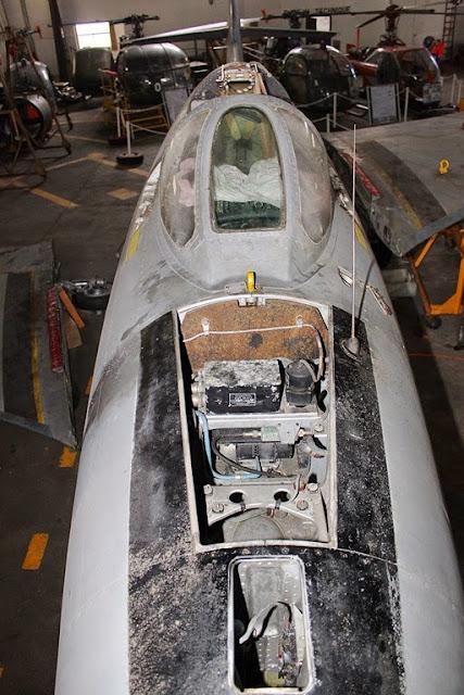 EALC Corbas musée de l'aviation