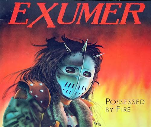 Exumer - Possessed By Fire [ 1986 ]