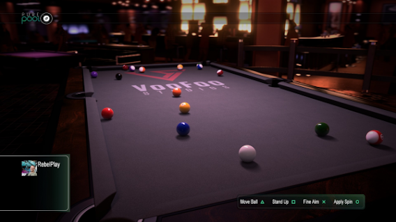 Pure Pool ScreenShot 01