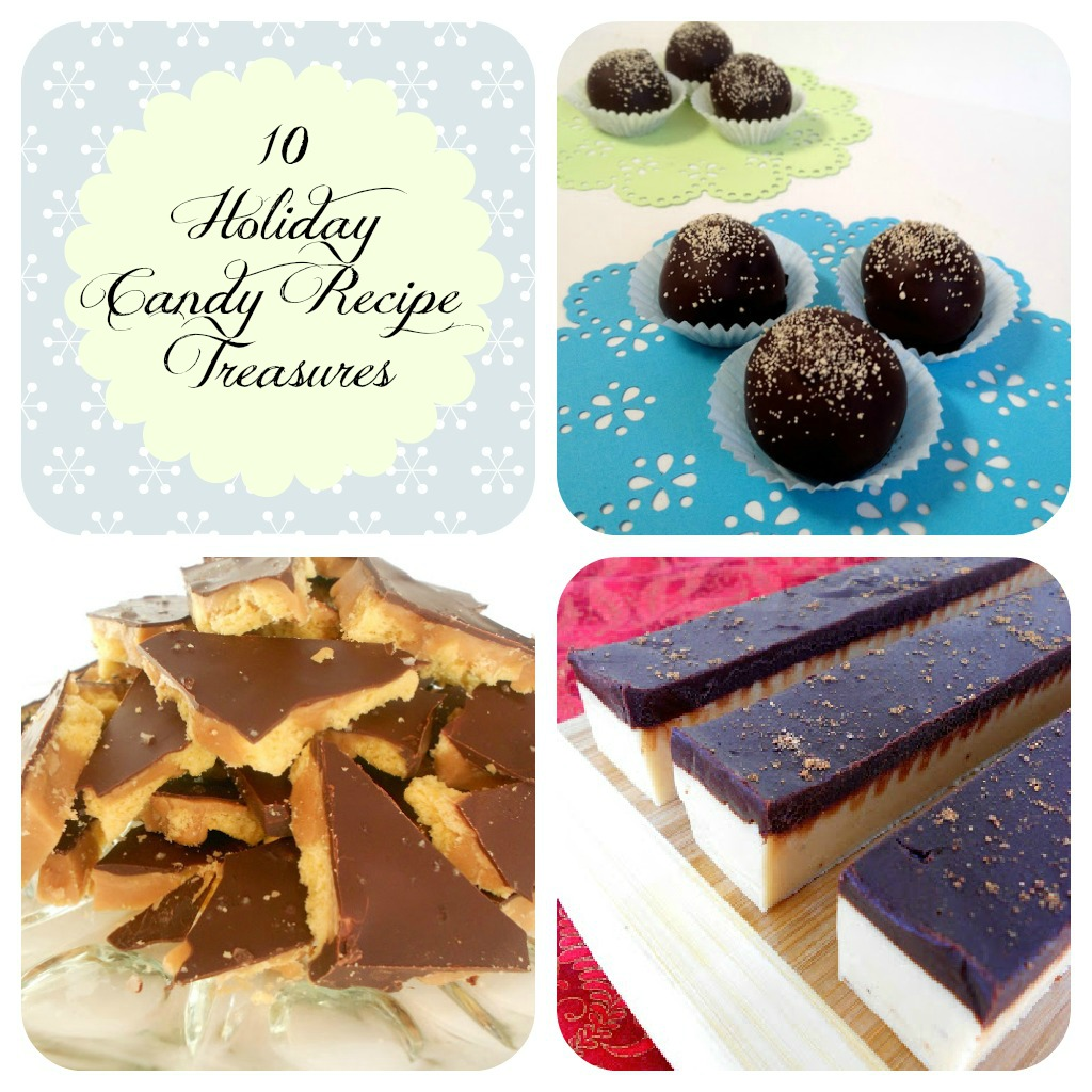 Jennuine by rook no 17 homemade holiday candy workshop for Homemade candy for christmas recipes