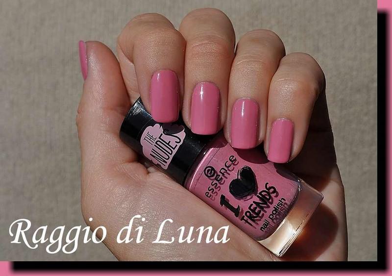 Raggio di Luna Nails: Essence The Nudes n° 07 Hope For Love