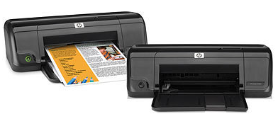 Download HP DeskJet D1668 Printer Driver