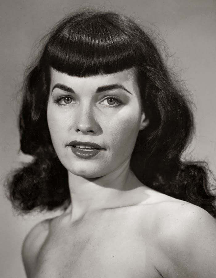 A Slice Of Cheesecake Can T Go Wrong With A Betty Page Bettie Page Color