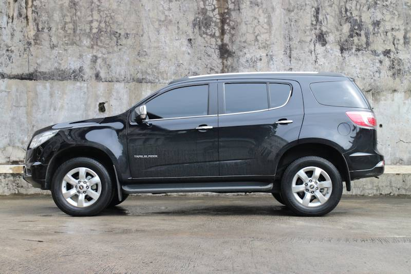 2015 Chevy Trailblazer 2013 chevrolet trailblazer 2.8 ltz vs 2013