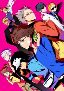 assistir - Hamatora The Animation - Episódios - online