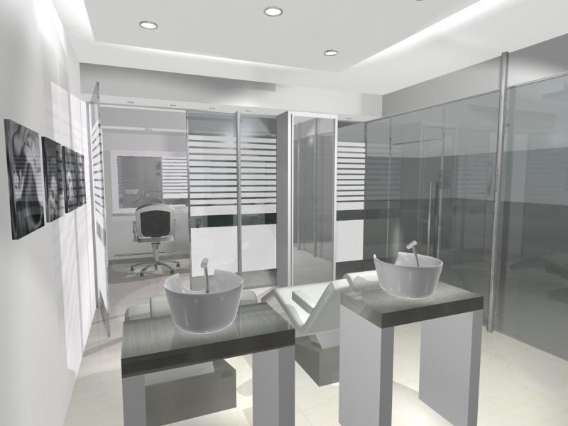 Visualizacion arquitectonica salon pino kerastasse for Muebles de oficina olivos