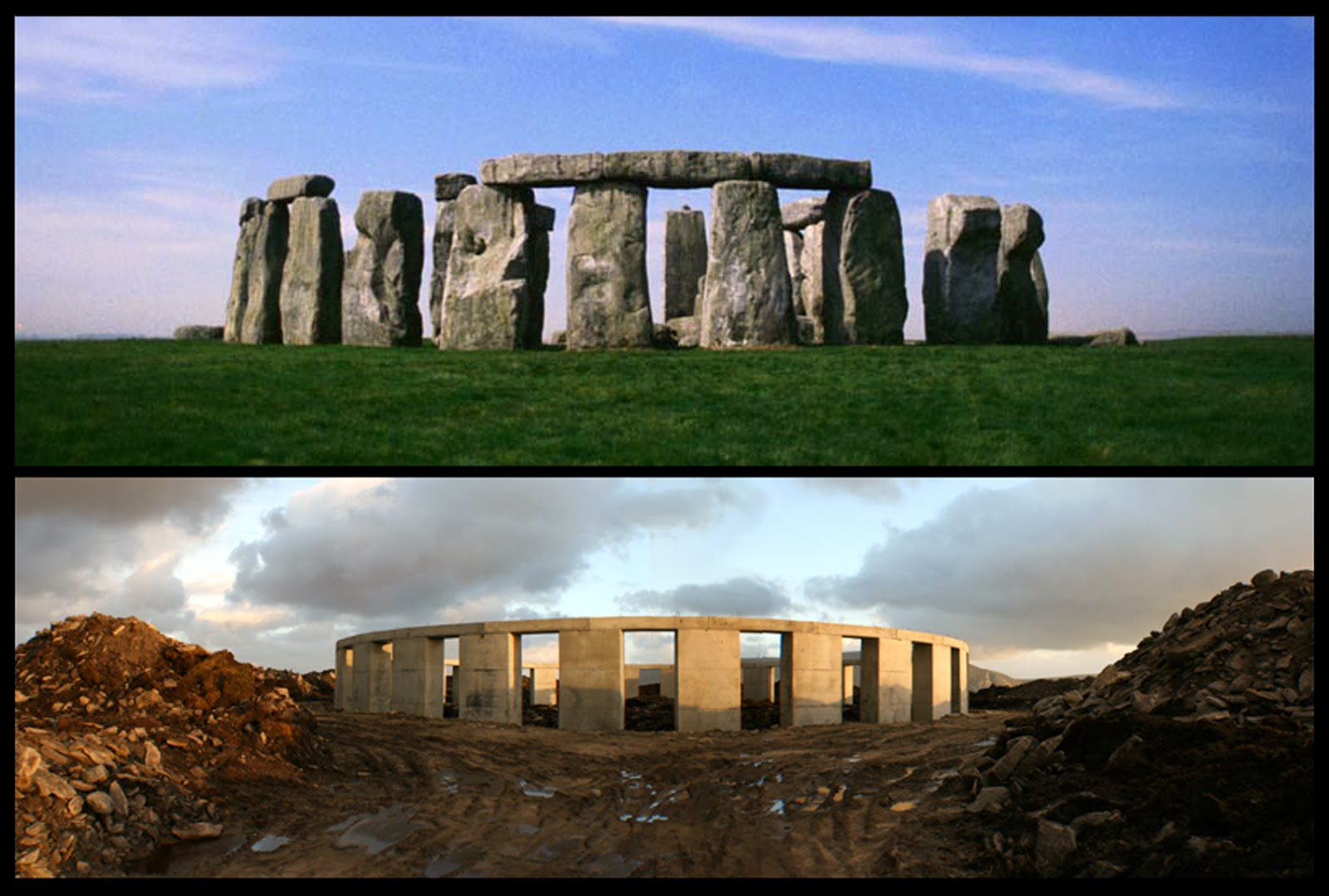 a history of the stonehenge a mysterious monument Mysterious monuments: stonehenge, uk surrounded by several hundred burial mounds and located far from the source of its megalithic stones, stonehenge is the poster child of mysterious.