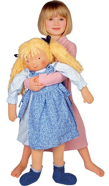Куклы в человеческий рост своими руками 82