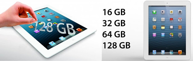Nuevo iPad 128 GB