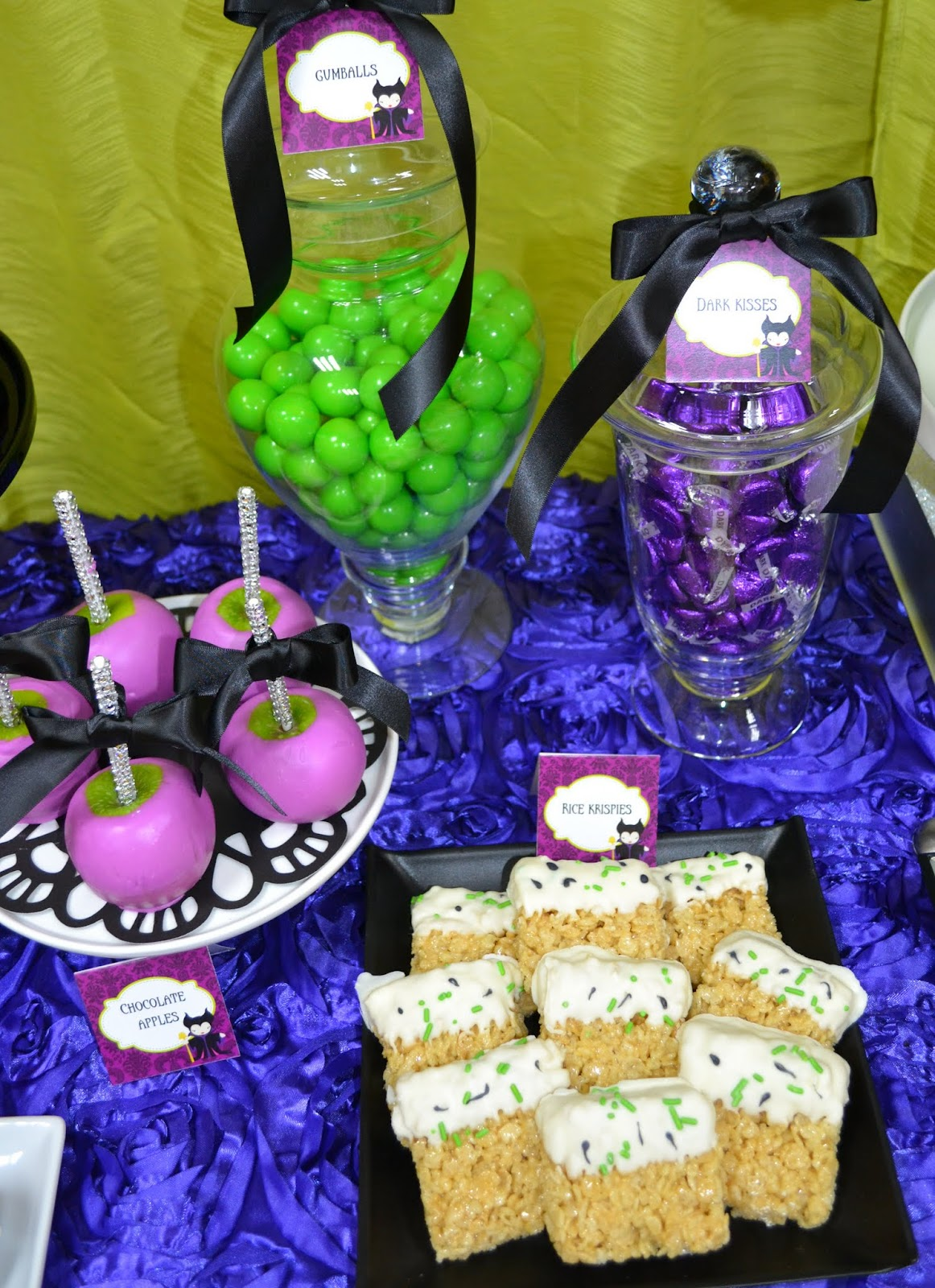 Partylicious Events PR: {Maleficent Birthday Party}