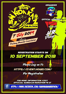 Sandakan Marathon 2019 - 7 July 2019