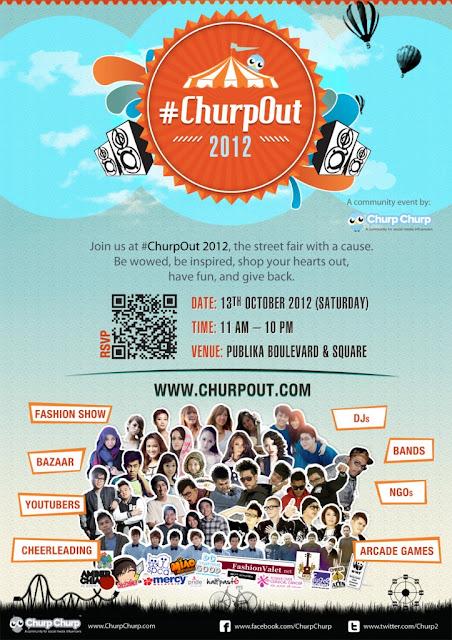 2012 ChurpOut!