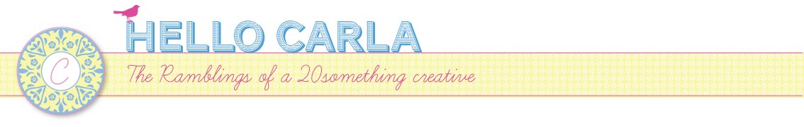 Hello Carla