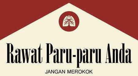 Rawat Paru-Paru Anda dari Rokok (Infographic)